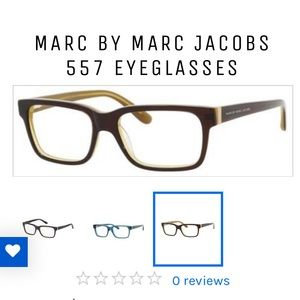Like New. Marc by Marc Jacobs Glasses.